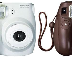Instax Mini 7S - Cheki Camera from Fujifilm