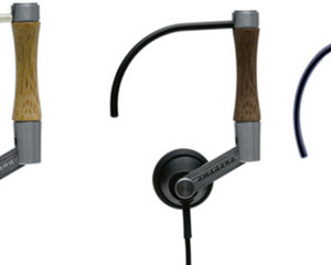 Amadana PE 117 bamboo headphones