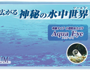 Aqua Eye underwater Mini video camera
