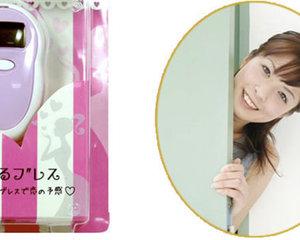 Digital Bad Breath Checker for Women