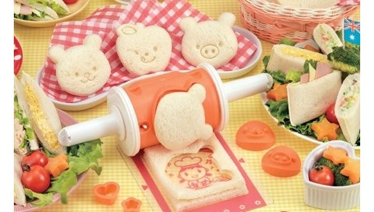 Bandai Cook Joy Pack Sand Maker