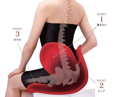 Body Make Seat Style Posture Chair