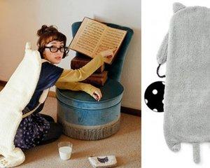 Cat Cape Kotatsu Blanket