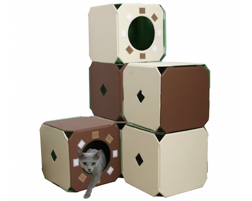 Cat Jungle Gym Cubes