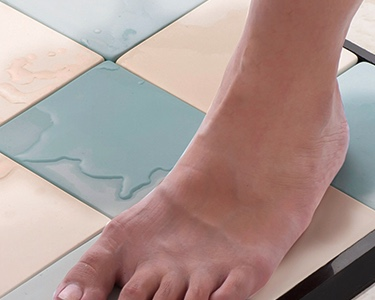 Ceramic Tiles Bath Mat