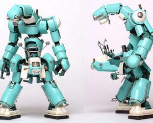 Chubu 01 Robot