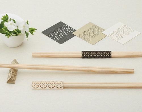 Cohana Origami Hashi Chopstick Decoration Set