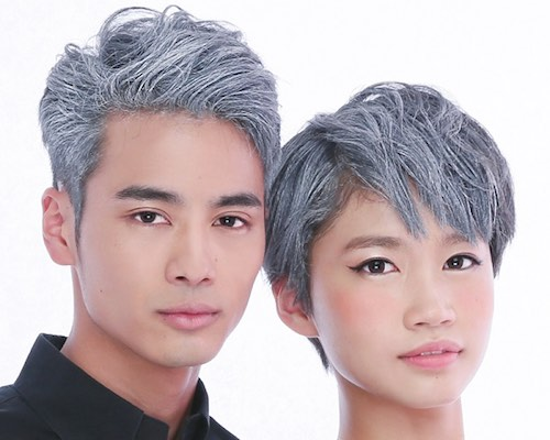 Color Fox Wax Silver Hair Dye