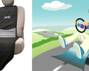 Cool Cushion - Car Seat Fan Cooler