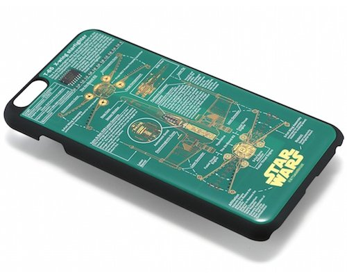 Denshi Gihan Moeco Star Wars Circuit Board iPhone 6 Case