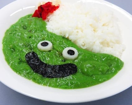Dragon Quest Slime Green Curry