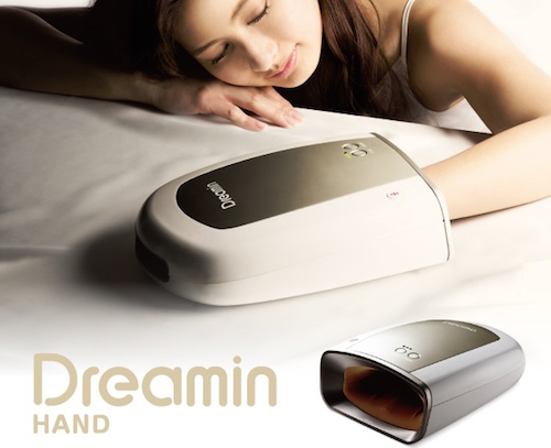 Dreamin Hand Massage Therapy Unit