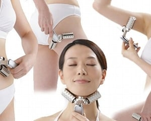 Dual Roller Platinum Body Massager
