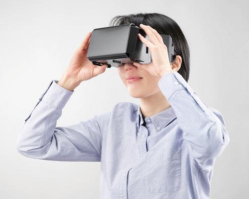 Elecom Virtual Reality Headset BotsNew Lite