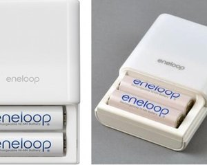 Sanyo Eneloop USB Battery Charger