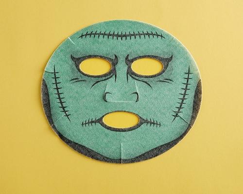 Frankenstein's Monster Face Pack