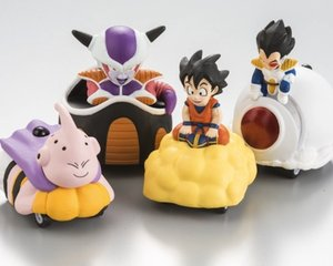 Gacha Gacha RC Dragon Ball Kai Toys
