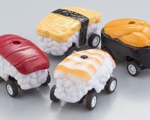 Gachagacha Sushi RC Cars