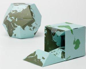 Geografia Flippable Globe
