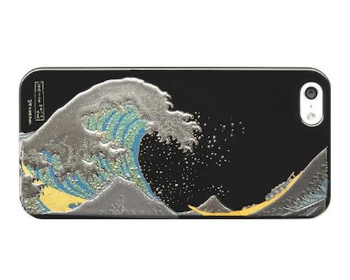 Hokusai Great Wave Yamanaka Ishikawa Lacquerware iPhone 6 Cover