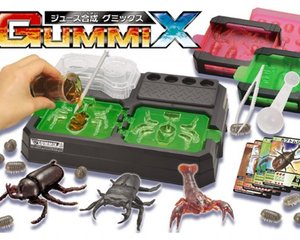 Gummix Jelly Insect Maker Set