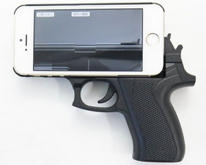 Gun Grip Case iPhone 5 Cover