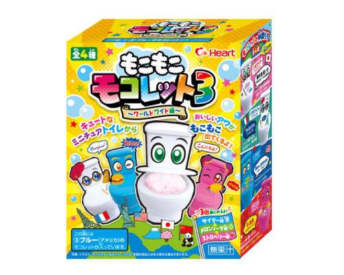 Moko Moko Mokolet Candy Toilet 3
