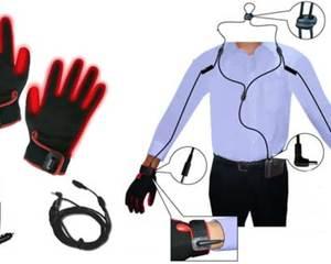 Heat Glove EX Rider's Set