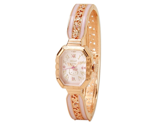 Hello Kitty Bangle Watch