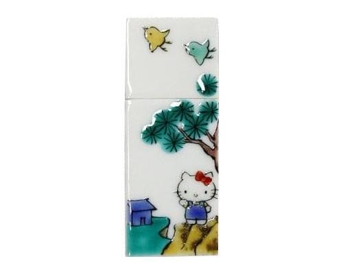 Hello Kitty Kutani Ware Memory Stick