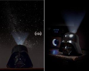 Homestar Darth Vader Planetarium