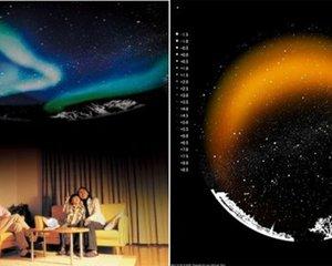 Homestar Aurora Home Planetarium by Sega Toys