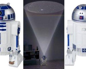 Homestar R2-D2 Home Planetarium