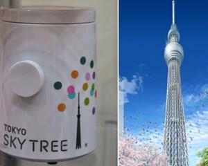 Homestar Aqua Tokyo Sky Tree Heimplanetarium