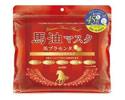 Bahyu Horse Oil Face Packs