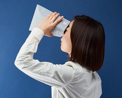 Hoshi-zora Star-filled Envelope
