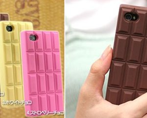 iPhone 4 Chocolate Case
