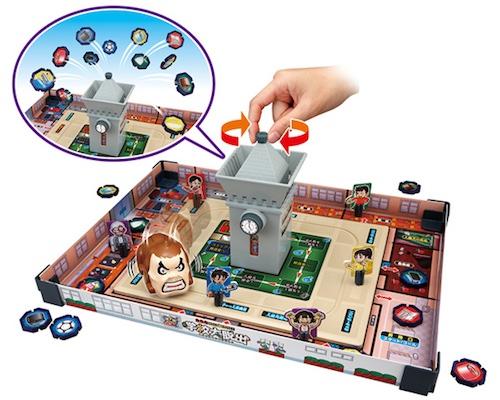 Jinmenken Haunted School Escape Game