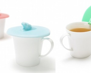 Kaba Mug Cover Hippo Cup Lid
