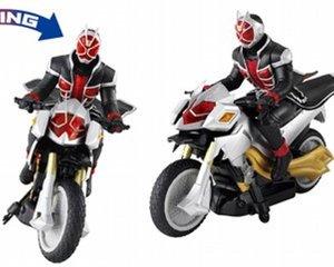 Bandai Kamen Rider Machine Winger RC Motorbike
