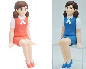 Koppu no Fuchiko Large Vinyl Toy