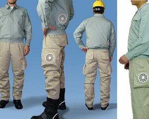 Kuchofuku Cooling Pants Z-500K