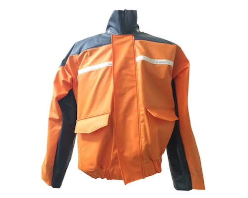 Kuchofuku Nadalles Air-conditioned Rain Jacket