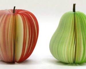 Kudamemo Fruit Notepad