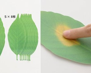 Leaf Thermometer paper temperature reader