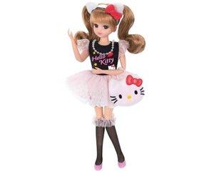 Hello Kitty Daisuki Licca-chan Doll