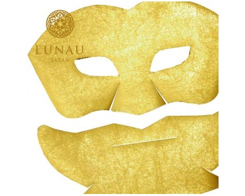 Gold Masquerade Gold Leaf Beauty Mask