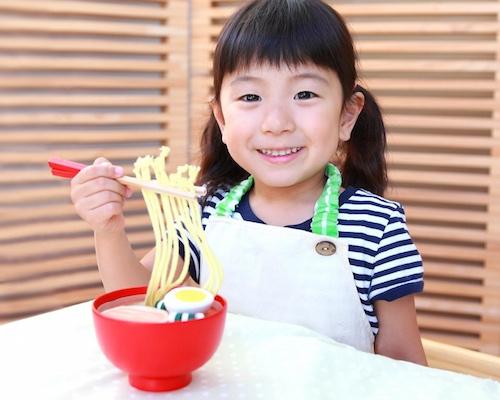 Eating Noodles Practice Set