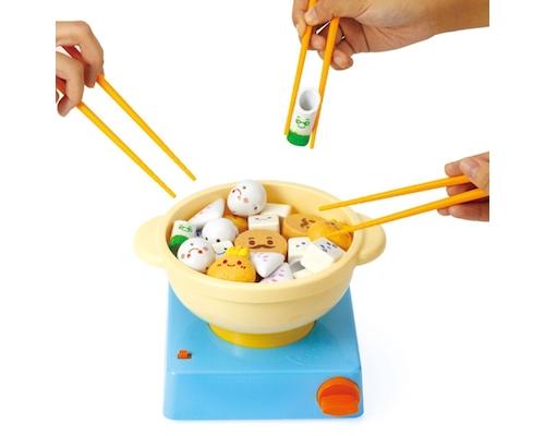 Chopstick Manner Oden Yudofu Game