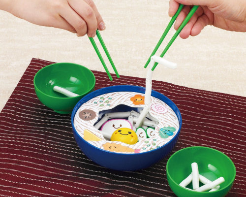 Chopstick Manner Udon Game